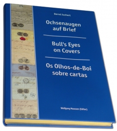Ochsenaugen auf Brief/ Bull's Eyes on Cover/ Os Olhos-de-Boi sobre cartas